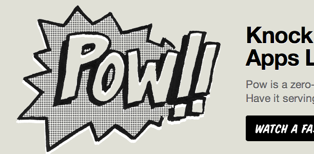 Using Pow for PHP (or anything on Apache)